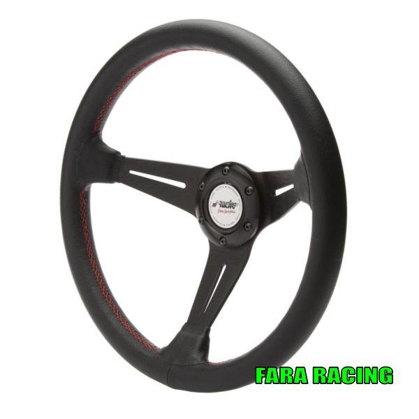Nero Simoni Racing SLAG Volante Sportivo Universale