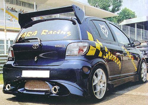 La Toyota Yaris