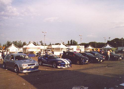 Le auto di Fara Racing